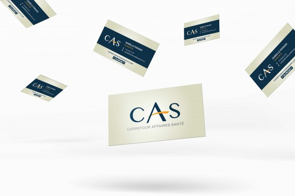 Business card for CAS