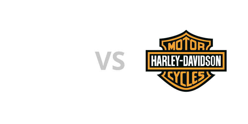 Apple vs Harley